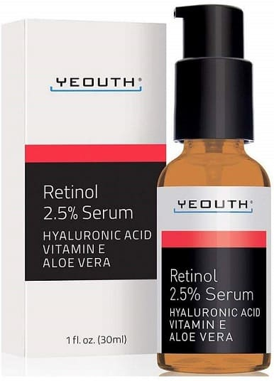 yeouth retinol hialuronico