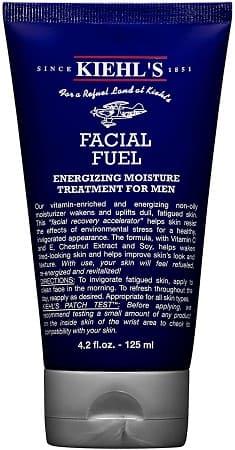facial fuel men hombre kiehls