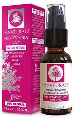 os naturals retinol