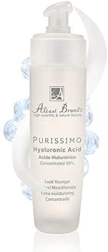 serum acido hialuronico alissi bronte purissimo
