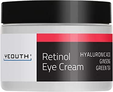 crema retinol ojos yeoth