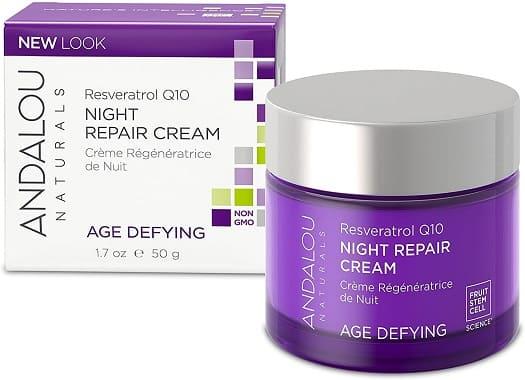 resveratrol q10 noche
