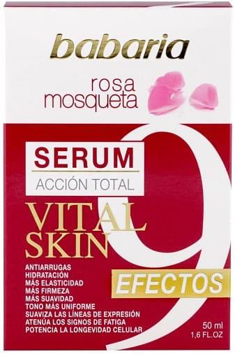 babaria serum rosa mosqueta